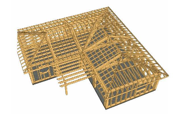 charpente traditionnelle en kit maison ossature bois kiosque bois abri voiture auvent bois. Black Bedroom Furniture Sets. Home Design Ideas